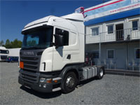 SCANIA R 420 EEV HIGHT LINE