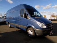 Mercedes Benz Sprinter Maxi XXL